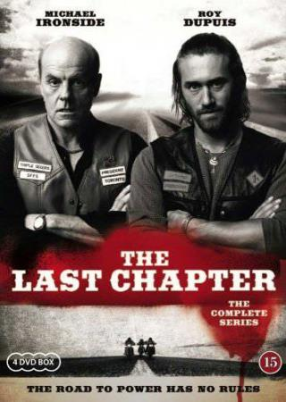THE LAST CHAPTER - THE COMPLETE SERIES (4 DISC) (DVD)