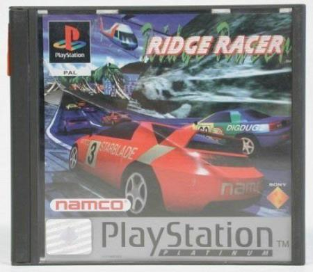 RIDGE RACER (PLAYSTATION) (PS)
