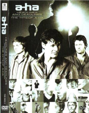 A-HA.-HEADLINES AND DEADLINES.-THE HITS OF A-HA.