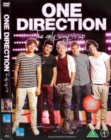 ONE DIRECTION.-THE ONLY WAY IS UP.-2012.