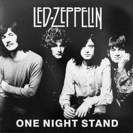 Led Zeppelin  ‎–  One Night Stands -  Ny  Vinyl!