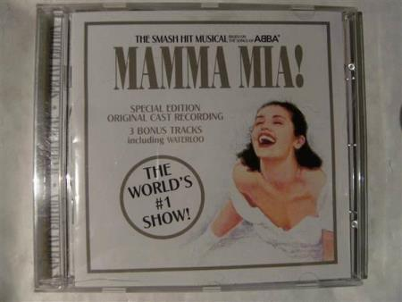 Mamma Mia! - The Musical (EX)