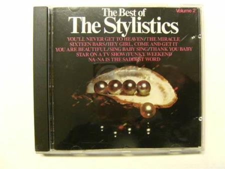 The Stylistics - The Best of Vol 2 (EX+)
