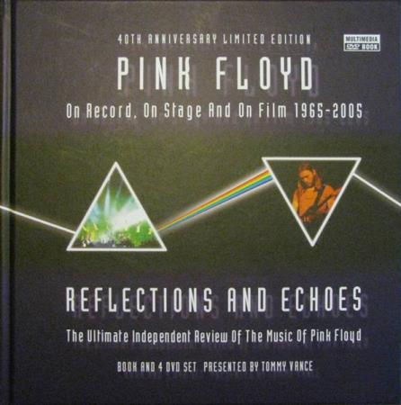 Pink Floyd - Reflections And Echoes - 4DVD