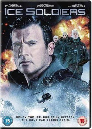 ICE SOLDIERS (2013) (DOMINIC PURCELL) (DVD)