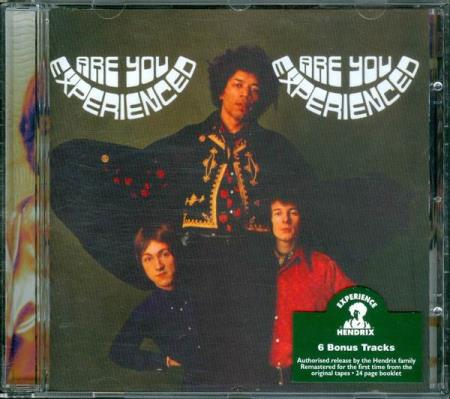 The Jimi Hendrix Experience - Are You Experienced? - CD