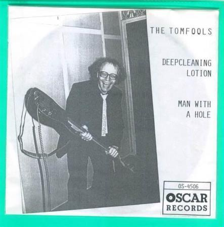 4506 The Tomfools Deepcleaning Lotion Oscar 1989 NY