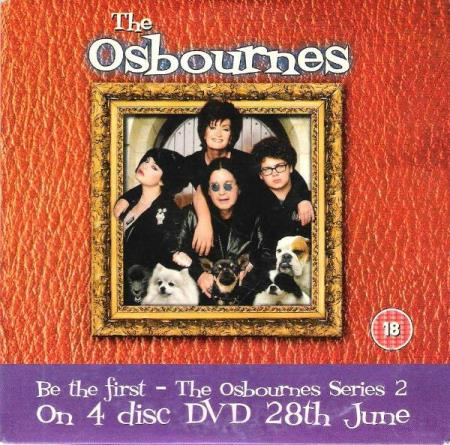 THE OSBOURNES.-SERIES 2.-2004.