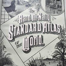 The Rand, McNally Standard Atlas of the World Hardcover