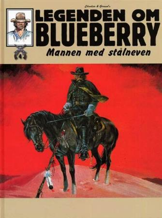 LEGENDEN OM BLUEBERRY -  Nr. 4 -  ULEST!
