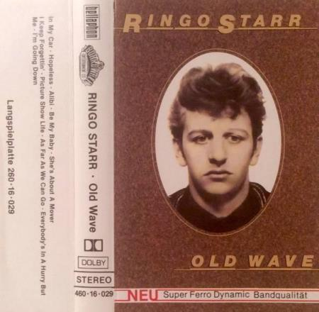 Ringo Starr - Old Wave