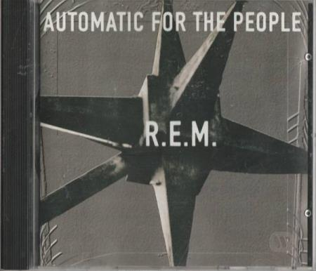 R.E.M. - Automatic For The People CD 1992
