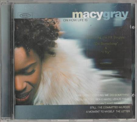 Macy Gray - One How Life Is CD 1999