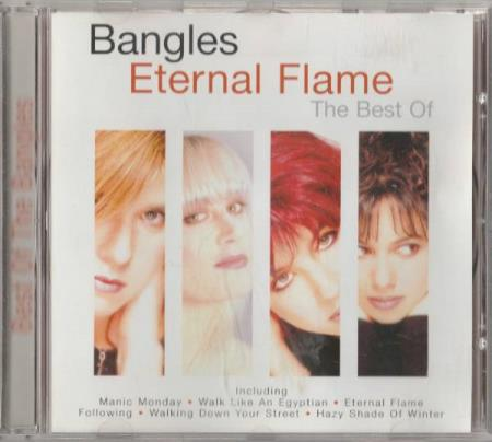 Bangles - Eternal Flame The Best Of CD 2001