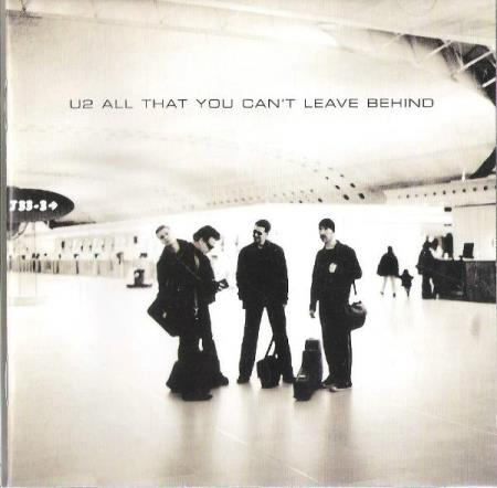 U2.-ALL THAT YOU CANT LEAVE BEHIND.-2000.