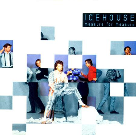 Icehouse - Measure For Measure - CD
