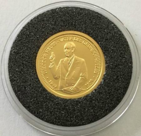 Germany - gold coin Theodor Heuss - 1 g gold