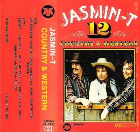 JASMIN-T.-12.-COUNTRY & WESTERN.-1978.