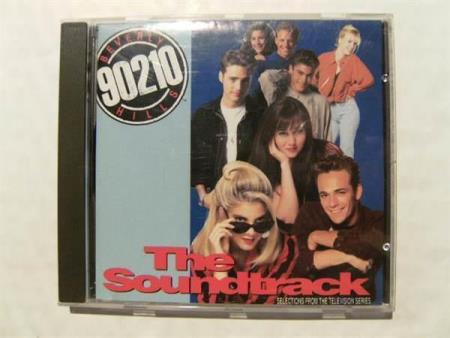 Beverly Hills 90210 - The Soundtrack (EX+)