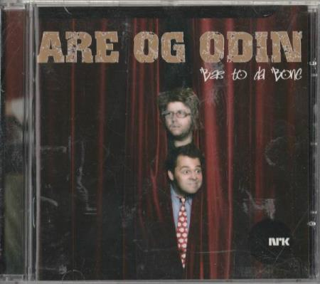 Are Og Odin - Bæ To Da Bone CD 2004