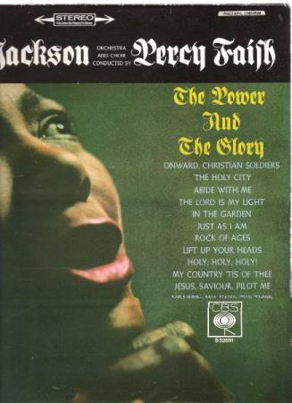 MAHALIA JACKSON.-THE POWER AND THE GLORY.