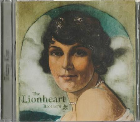 The Lionheart Brothers - Dizzy Kiss CD 2007 Alternativ rock
