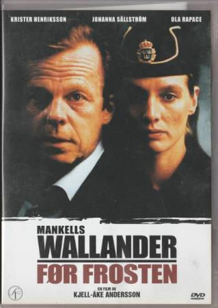Wallander Før Frosten DVD Beck