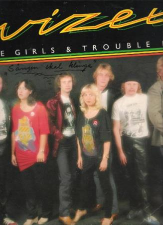 WIZEX.-SOME GIRLS & TROUBLE BOYS.-1979.