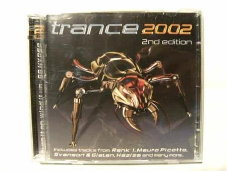 Trance 2002 2nd edition 2-CD (EX)