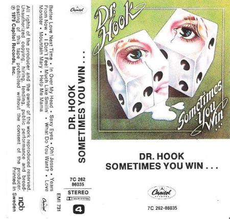 DR.HOOK.-SOMETIMES YOU WIN....1979.