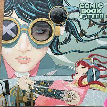 Comic Book Tattoo Tales Inspired by Tori Amos. 2008,