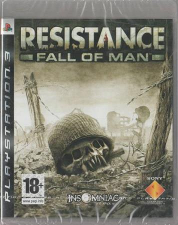Resistance: Fall of Man PS3 Playstation 3 (FORSEGLET)