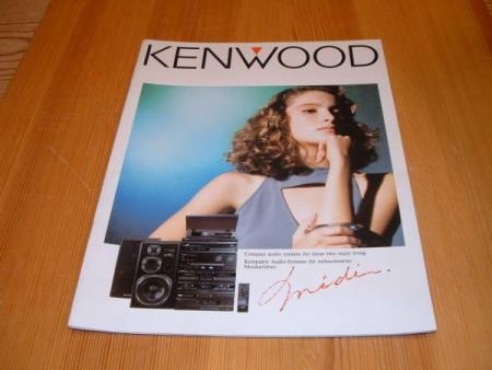 KENWOOD COMPACT AUDIO SYSTEMS