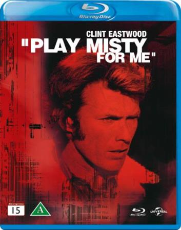 PLAY MISTY FOR ME (1971) (CLINT EASTWOOD)(THRILLER)(BLU-RAY)