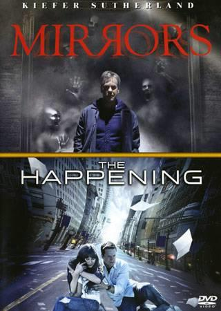 MIRRORS / THE HAPPENING (2008) (2 DISC) (DVD)