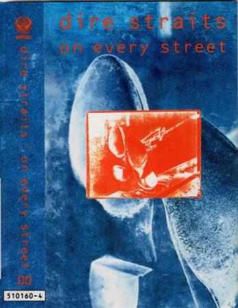 Dire Straits - On Every Road - MC