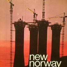 Jerman, Gunnar: New Norway 4. 1982, 144 s. Fotografier