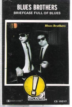 BLUES BROTHERS.-BRIEFCASE FULL OF BLUES.-1978.