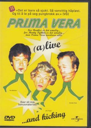 Prima Vera - (a)Live ... And Kicking