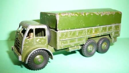 10 Ton Army Truck - Dinky Supertoys No. 622