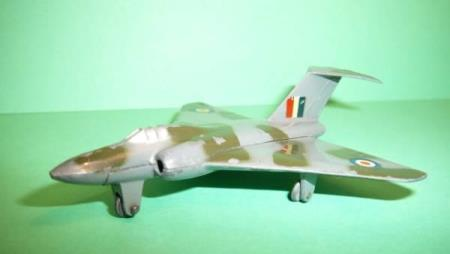Gloster Javelin Figther - Dinky Toys No. 735