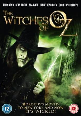 THE WITCHES OF OZ (2011) (MINI SERIES)(LANCE HENRIKSEN)(DVD) - Larvik - NY VARE !!! ENGELSK UTGAVE OG INGEN TEKST ! DENNE FINNES IKKE UTGITT MED NORSK TEKST ! A star-studded cast including Christopher Lloyd ( Back To The Future ), Sean Astin ( Lord of the Rings ) and Mia Sara ( Legend ) bring the much-loved magic of  - Larvik