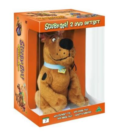 SCOOBY DOO - 2 DISC GIFTSET (MED KOSEDYR) (2 DISC) (DVD)