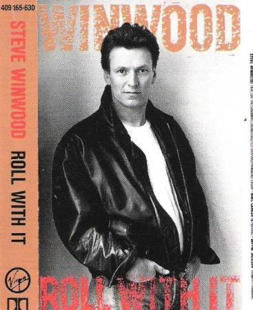 STEVE WINWOOD.-ROLL WITH IT.-1988.