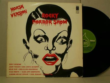 Rocky Horror Show (Norsk Version)