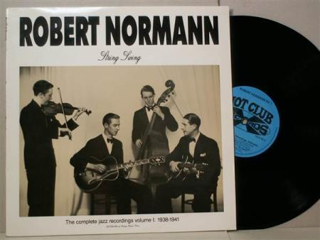 "Robert Normann ‎– ""String Swing"""