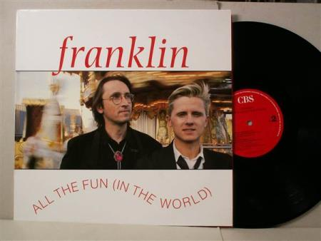 Franklin – All The Fun (In The World)