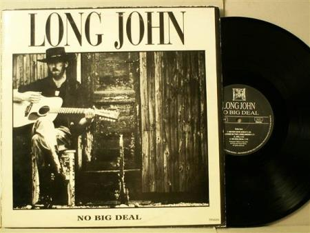 LONG JOHN - NO BIG DEAL