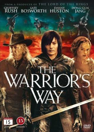 THE WARRIOR`S WAY (2010) (KATE BOSWORTH) (DVD)