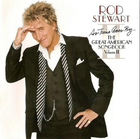 Rod Stewart - As Time Goes By... - CD - Cher Queen Latifah